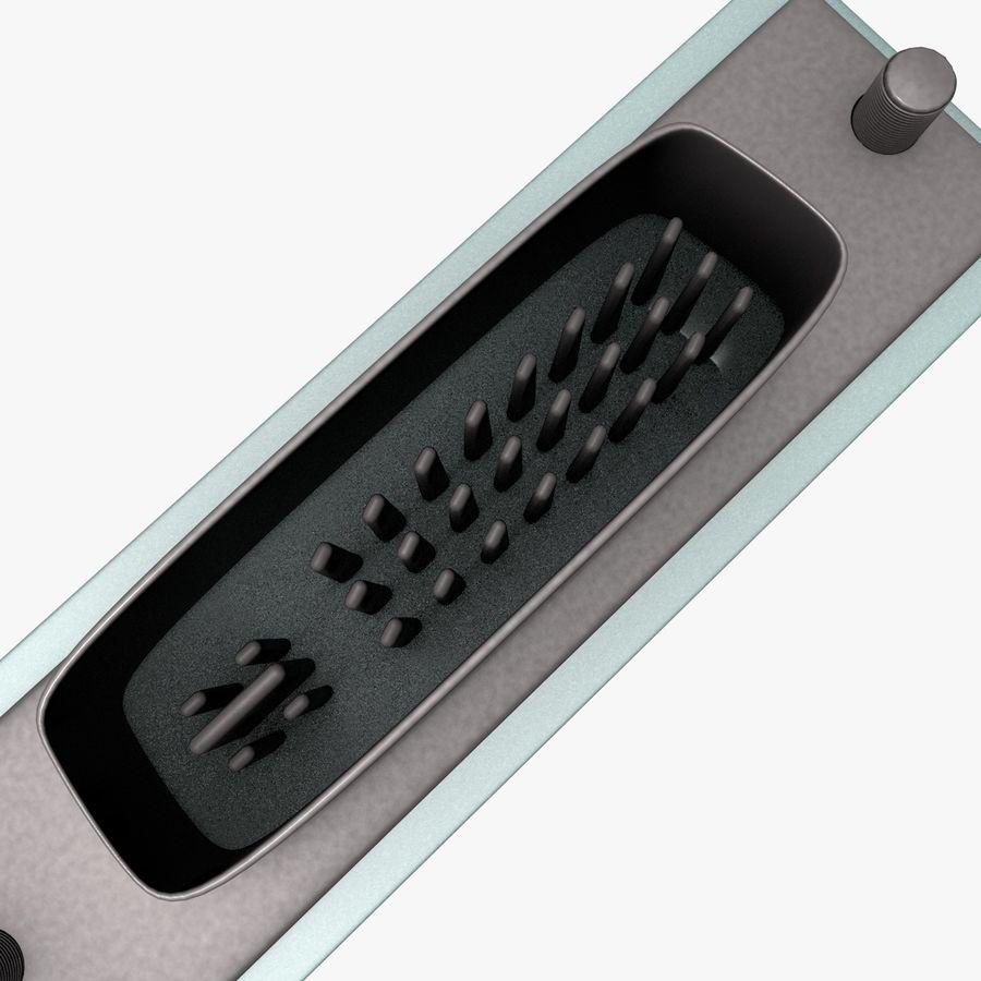 Adaptador DVI VGA royalty-free modelo 3d - Preview no. 4