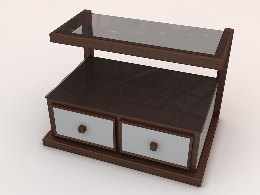 console royalty-free 3d model - Preview no. 3