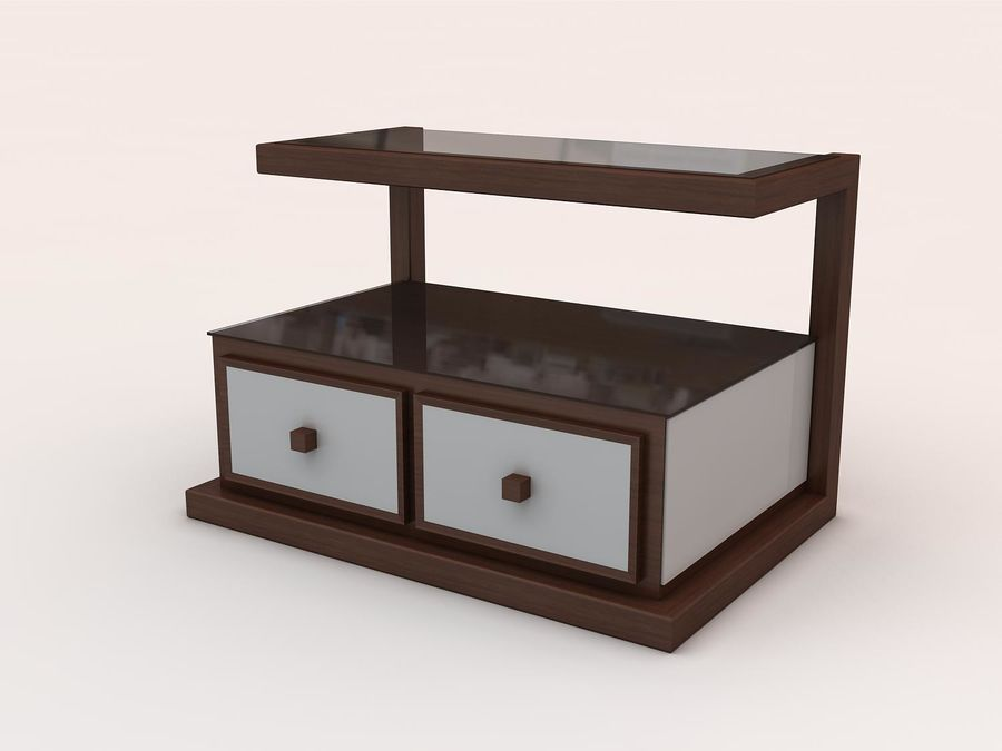console royalty-free 3d model - Preview no. 2