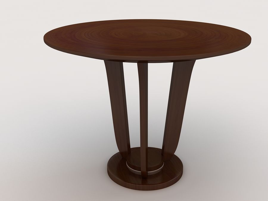 table royalty-free 3d model - Preview no. 2