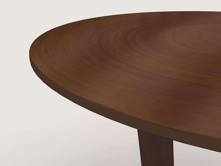 table royalty-free 3d model - Preview no. 5