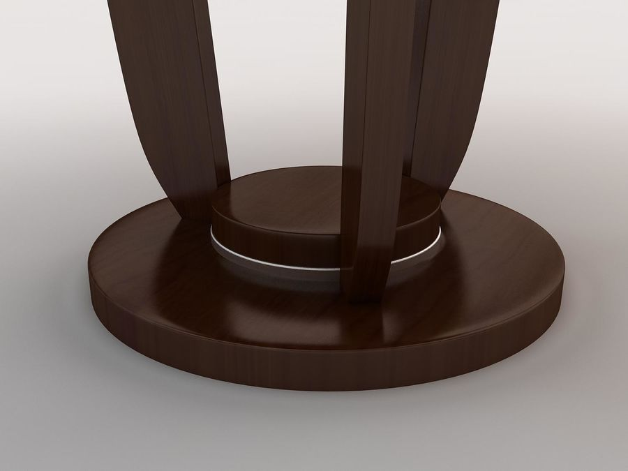 table royalty-free 3d model - Preview no. 4