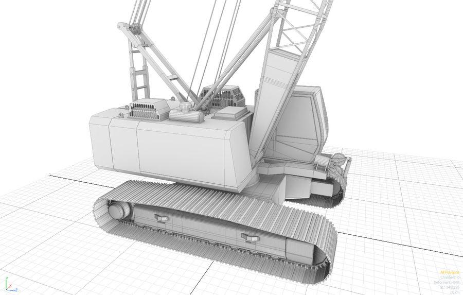 履带式 royalty-free 3d model - Preview no. 12