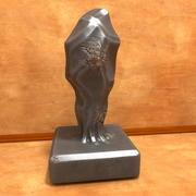 Art Statue Bookend 3d model