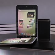Google Nexus 7 (Asus) 3d model