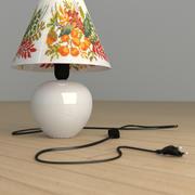 Lampe 3d model