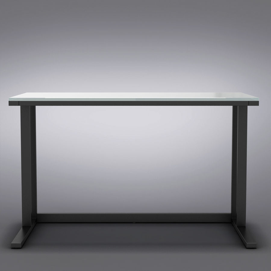 Sandık ve Fıçı - Pilsen 48 Desk royalty-free 3d model - Preview no. 3