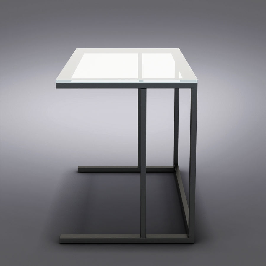Sandık ve Fıçı - Pilsen 48 Desk royalty-free 3d model - Preview no. 5