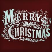 С Рождеством 3d model