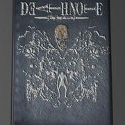 Caderno da Morte 3d model