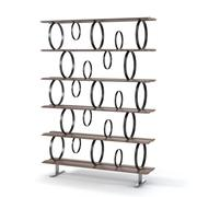 Ceccotti Flying Circles Etagere 3d model