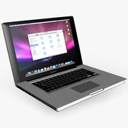 Apple Macbook Pro LOWPOLY 3d model