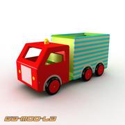 Игрушечный грузовик 3d model