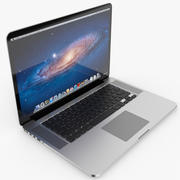 Apple Macbook Pro Retina 3d model