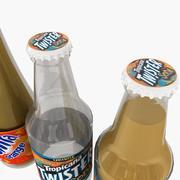 Soda Bottle 3d model