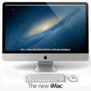 Le nouvel iMac 3d model