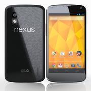 LG Nexus 4 3d model