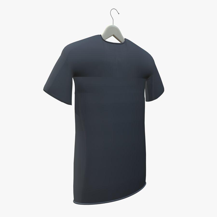 Koszulka na wieszaku royalty-free 3d model - Preview no. 9