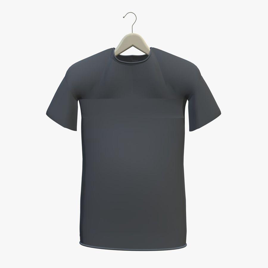 Koszulka na wieszaku royalty-free 3d model - Preview no. 6