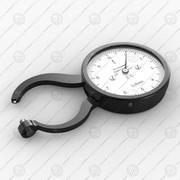 Micrometer_1910 3d model