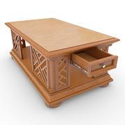 コーヒーテーブル03 3d model