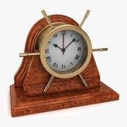 Nautische Uhr 3d model