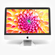 The New Apple iMAC 3d model