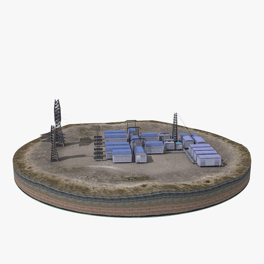 Yard Yard royalty-free 3d model - Preview no. 3