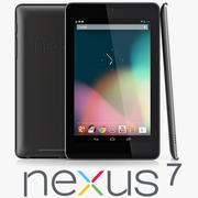 Google Nexus 7 Nouveau 3d model