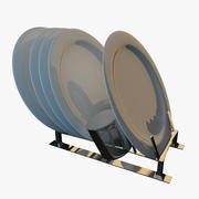 Geschirrhalter 3d model