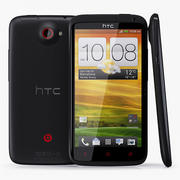 HTC one X+ 3d model