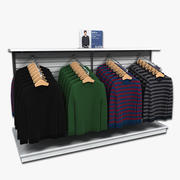 Heren Sweater Display 3d model