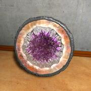 Quartz Crystal Geode Mineral 3d model