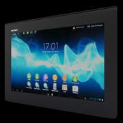 索尼Xperia Tablet S 3d model