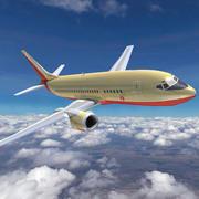 Southwest Airlines 3d model