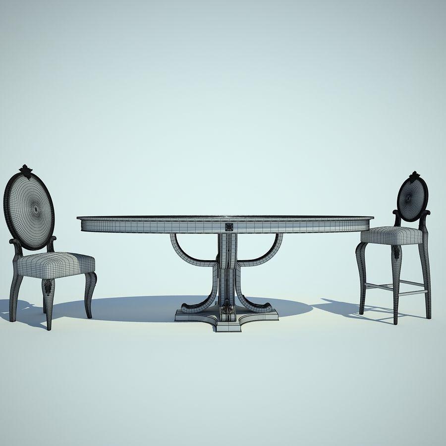 キッチン家具 royalty-free 3d model - Preview no. 12