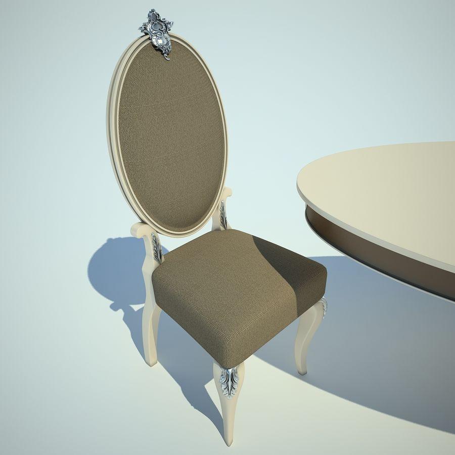 köksmöbler royalty-free 3d model - Preview no. 5