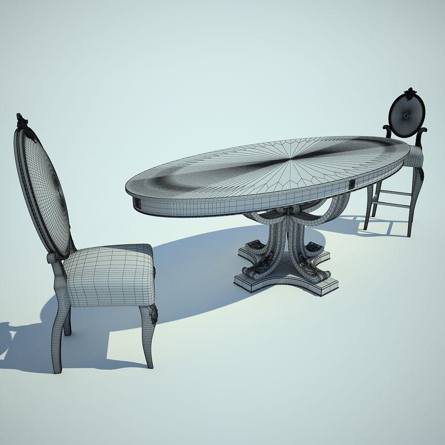 köksmöbler royalty-free 3d model - Preview no. 2