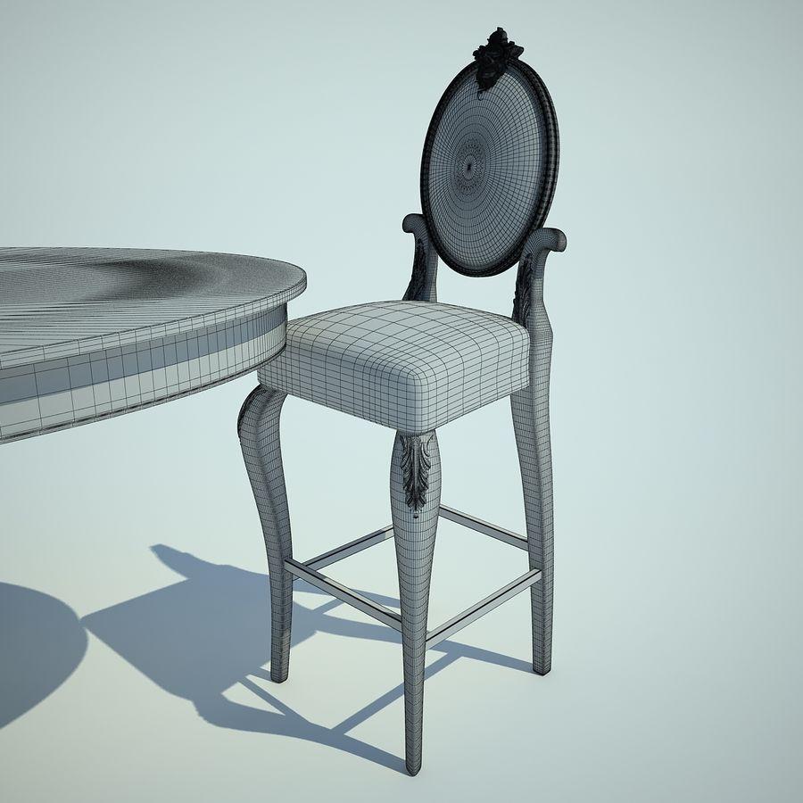 キッチン家具 royalty-free 3d model - Preview no. 10