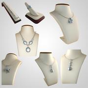 Jewelery Set 3d model