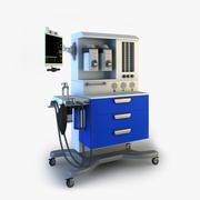 Anästhesiegerät 3d model