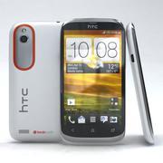 HTC Desire V bianco 3d model
