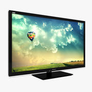 TV INTERNET PANASONIC LED TX-L42E5E 3d model