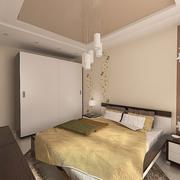 Bedroom 3 3d model