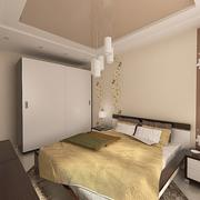 Yatak odası 3 3d model