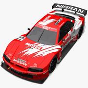 Nissan GTR R34 Motul 3d model