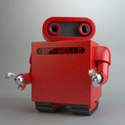 机器人307 3d model