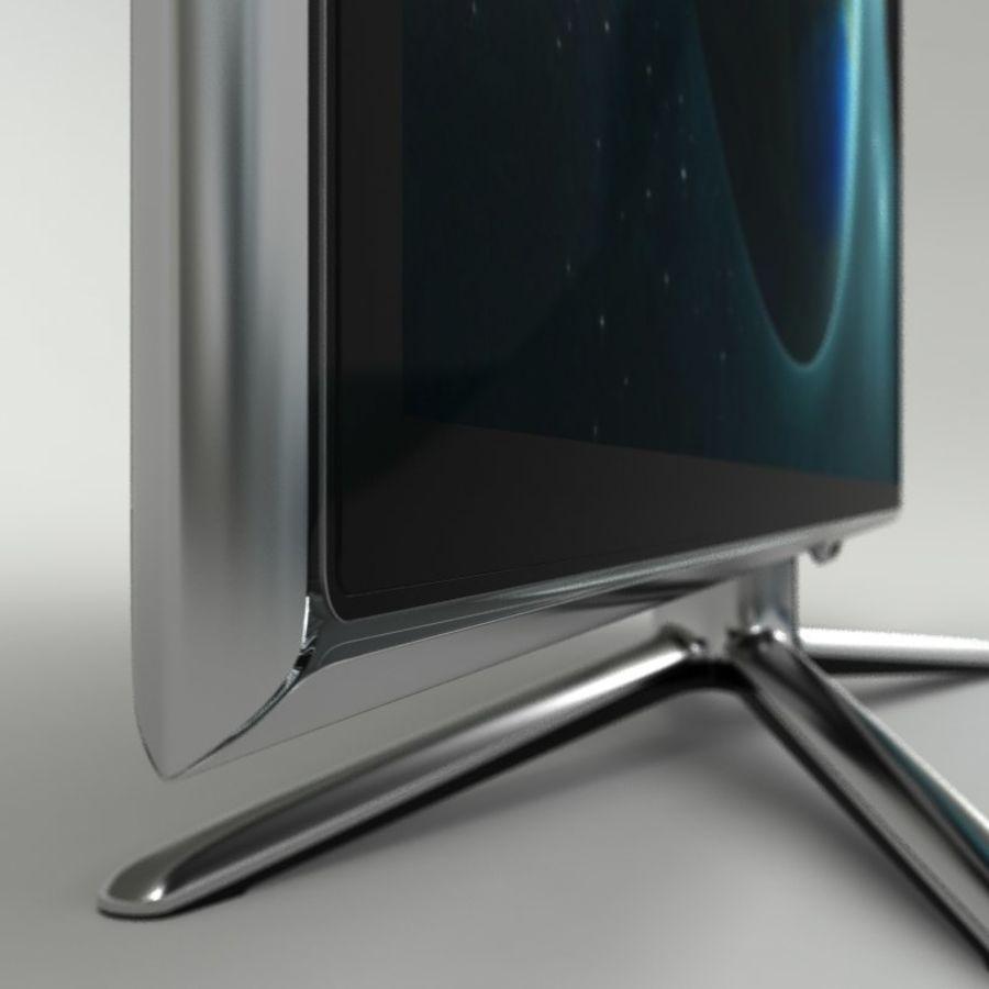 Samsung Akıllı TV LED 3D UE40ES6800 royalty-free 3d model - Preview no. 11
