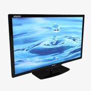 Tv Sharp Aquos Led 3D LC-46LE730E 3d model