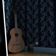 Guitare 3d model